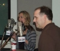 Steve Lawson and singer/songwriter Loni Rose visit the Ron and Don Show on KIRO Radio in Seattle to talk about Christmas in the Northwest House Parties.
