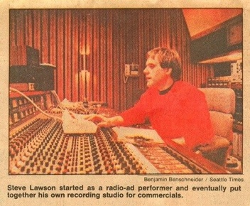 Seattle Times Article about Steve Lawson and Lawson Productions in Seattle, Washington