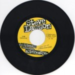 Steve Lawson sent out his voice over demo on a 45 rpm record