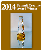 Friendly Voice, Inc. Awarded Bronze  in Summit Creative Awards